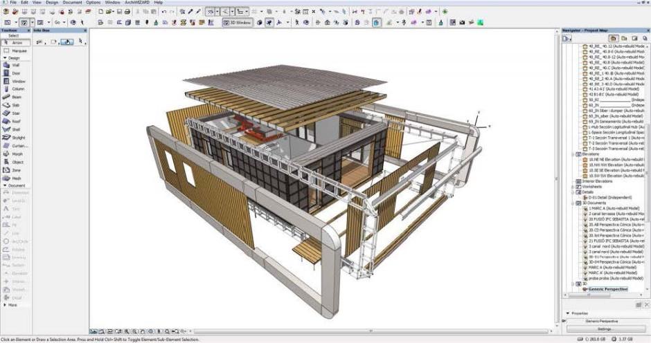 Eco-house 3.0 – GRAPHISOFT